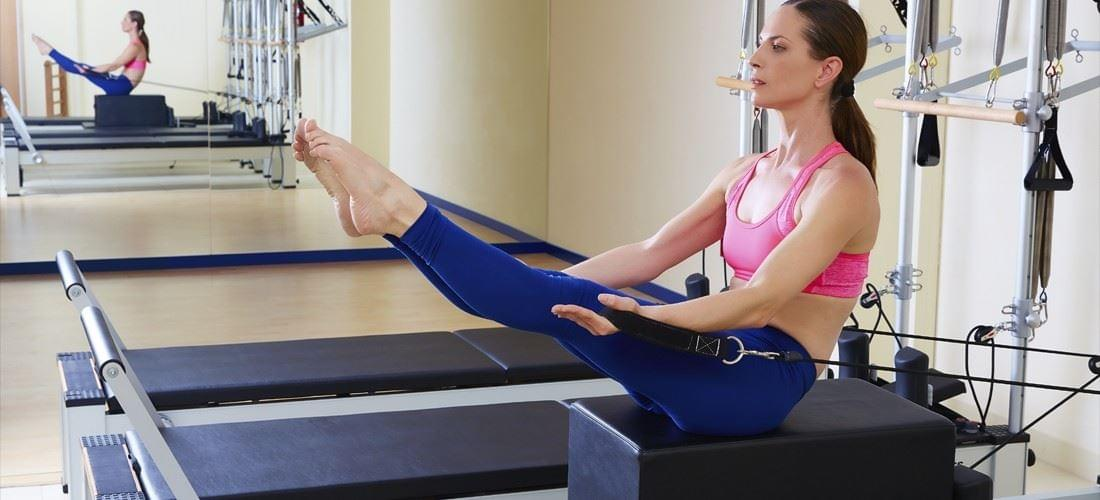 Especialista en Pilates Studio (Máquinas)